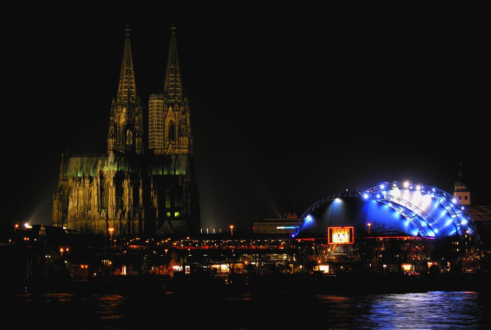 Mamma Mia Das Musical 2018 in Köln